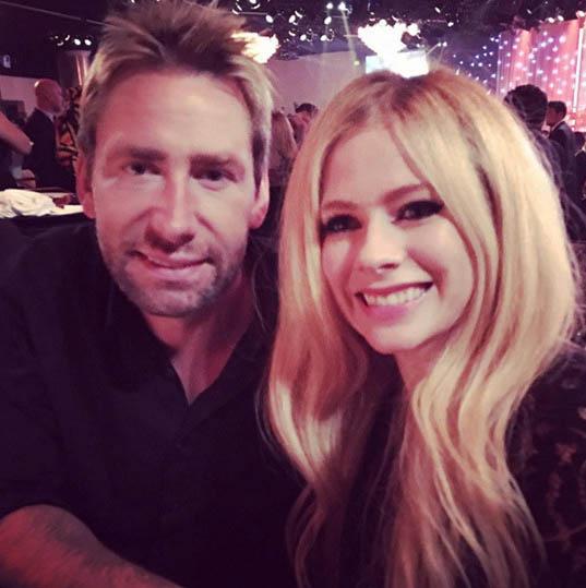 Avril Lavigne y Chad Kroeger se reconcilian?