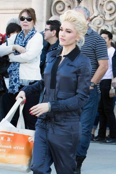 Portada del nuevo disco de Gwen Stefani - WTF?