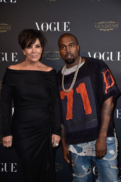 Kris Jenner teme que Kanye dañe su marca
