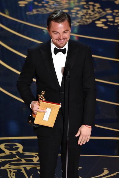 Leonardo DiCaprio ganó Oscar - Ganadores Oscars 2016