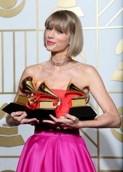 Discurso de Taylor Swift Grammy 2016