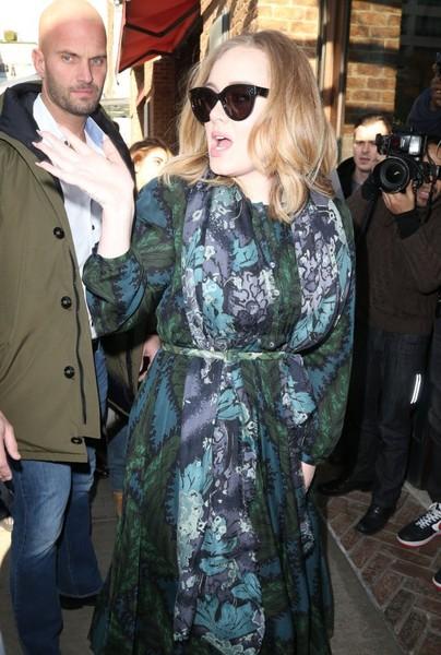 Adele en Vogue magazine - Marzo 2016
