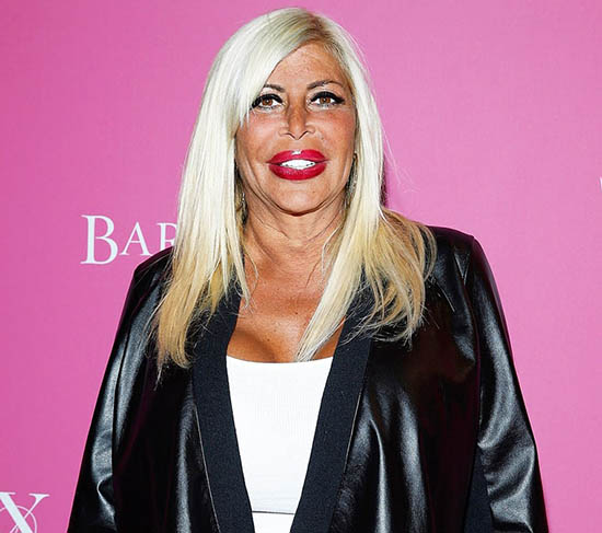 Big Ang de Mob Wives pierde batalla contra el cáncer