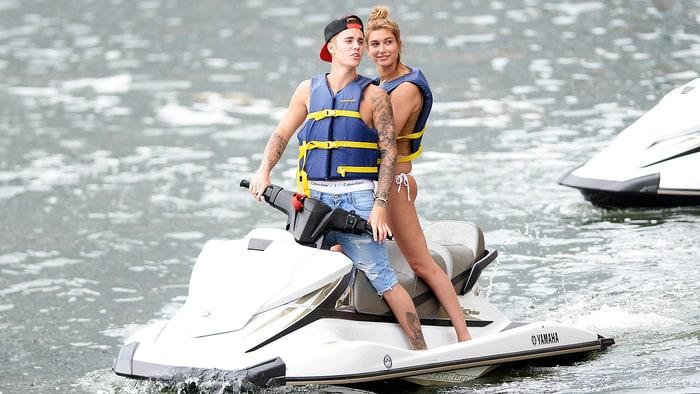 """Justin Bieber: Hailey Baldwin y """"Sorry"""" [GQ]"""