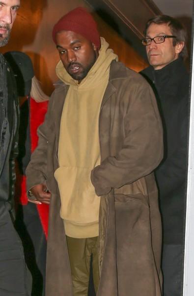 Kanye West hizo un berrinche epico en SNL