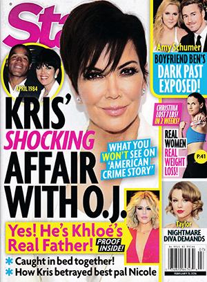 Kris Jenner Affair con OJ Simpson el padre de Khloe!