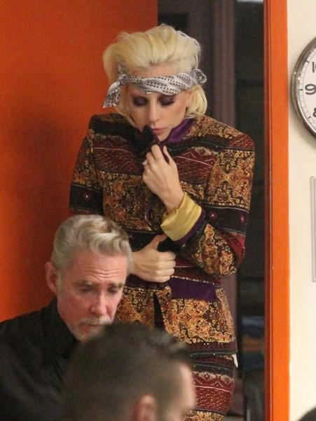 Lady Gaga tatuaje David Bowie Stardust