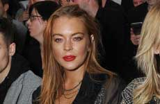 Lindsay Lohan quebrada. Busca hombres ricos