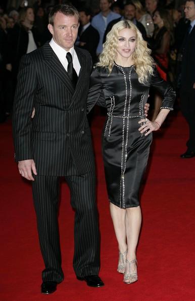 Madonna y Guy Ritchie: ocúpense de su hijo en privado!
