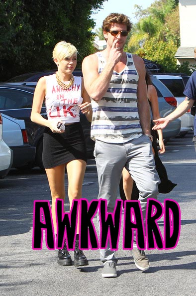 Liam Hemsworth termina con Miley por Stella Maxwell?