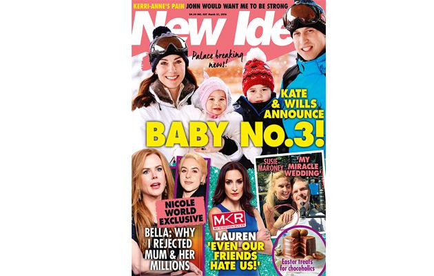 Bella Cruise habla sobre la relación con su madre Nicole Kidman