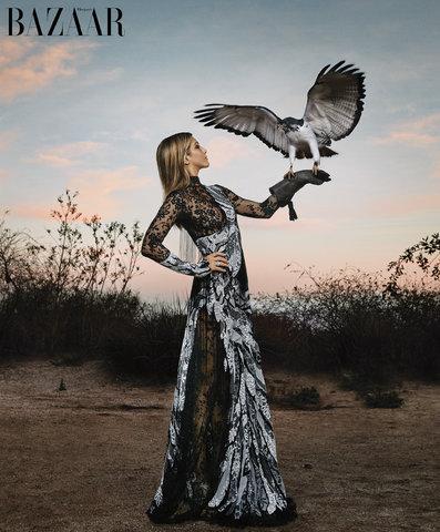 Jennifer Aniston: Mejor en mis 40s [Harper's Bazaar]
