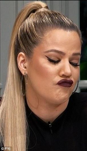 Khloe Kardashian admite que se retocó la cara!!