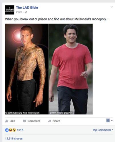 Prison Break, Wentworth Miller revela pasado suicida por meme