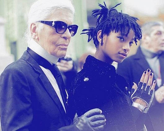 Willow Smith Imagen Chanel