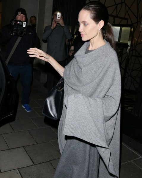 Angelina Jolie en Maleficent 2 - Confirmado!