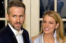 Blake Lively embarazada por segunda vez?