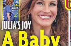 Julia Roberts embarazada a los 48 [Star]