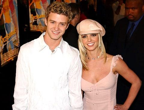 Britney Spears y Justin Timberlake juntos en Vegas?