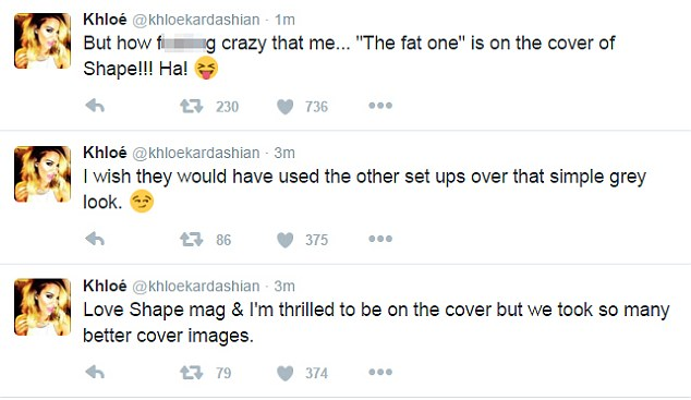 Khloe Kardashian: Me gané cada curva!
