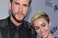 Liam Hemsworth NO está comprometido con Miley Cyrus!!
