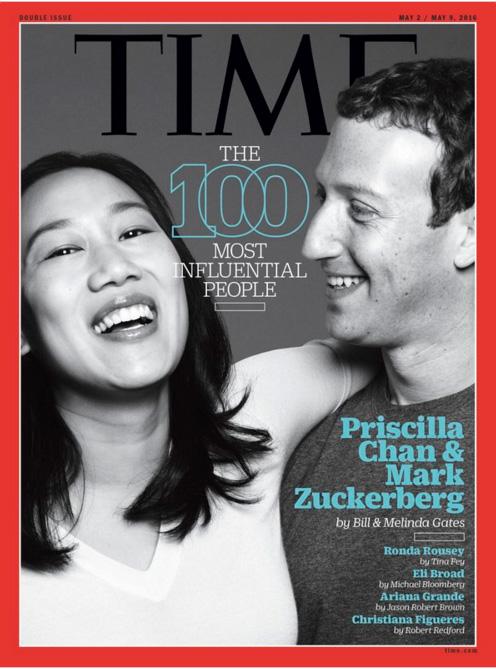 Las 100 personas más influyentes 2016 – Time