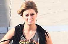Mischa Barton eliminada de Dancing With The Stars