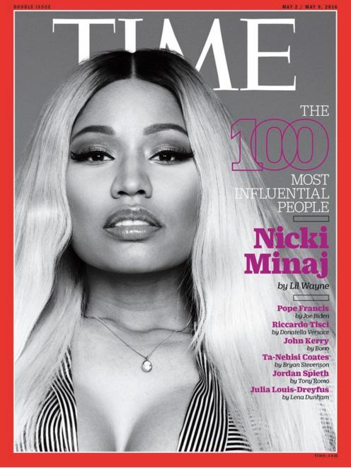 Las 100 personas más influyentes 2016 - Time