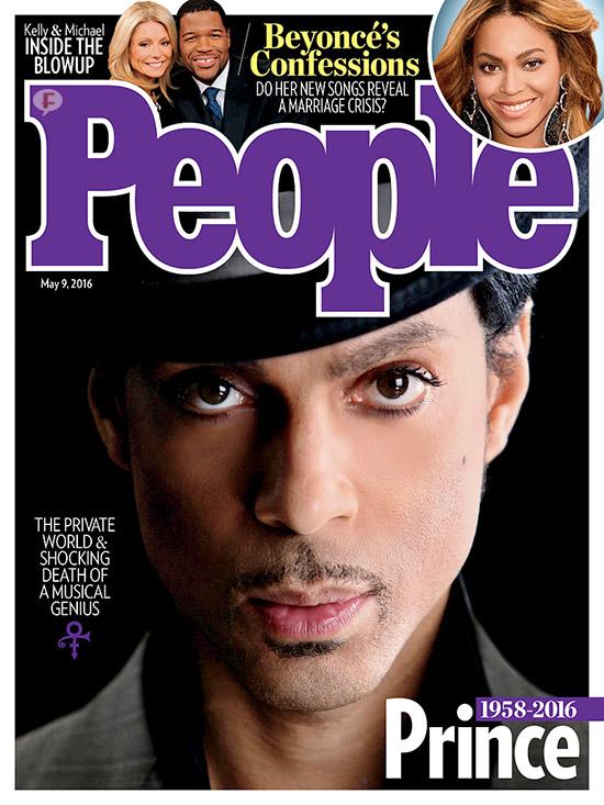Prince: La muerte de un genio musical [People]