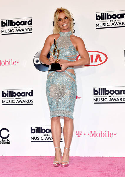 Britney Spears Billboard Music Awards 2016