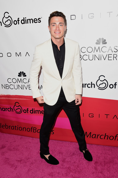 Arrow, Colton Haynes es gay! Sale del closet!