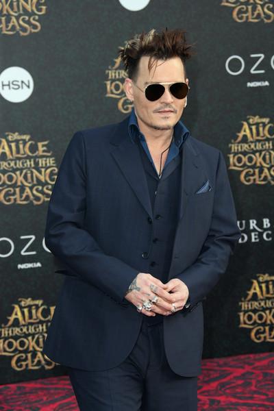 Familia de Johnny Depp odia a Amber? Disolución de matrimonio? WTF?