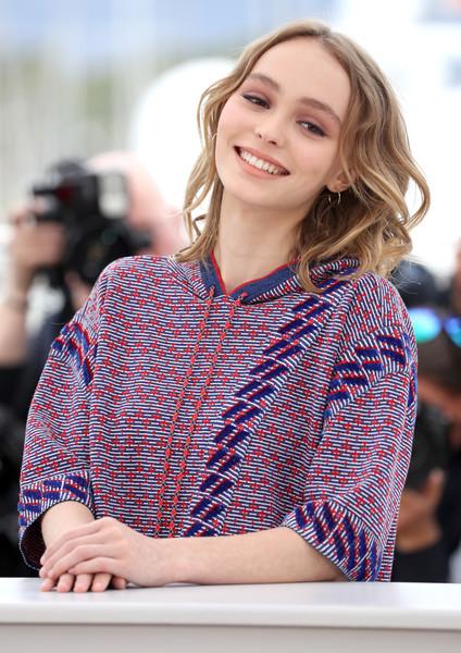 Lily-Rose Depp nueva cara de Chanel Nº 5