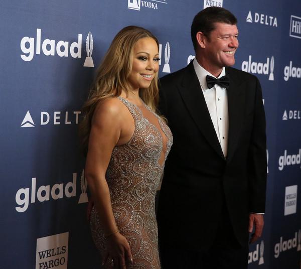 Mariah Carey recibe el GLAAD Ally Award