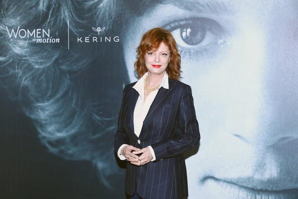 Susan Sarandon: Woody Allen abusó sexualmente de una niña