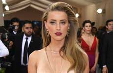 Amber Heard: orden de restriccion contra Johnny Depp