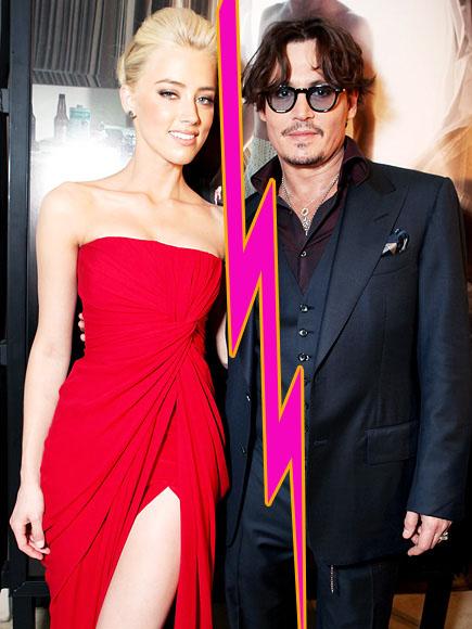 Johnny Depp y Amber Heard se divorcian!