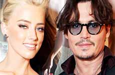 Johnny Depp y Amber Heard se divorcian!