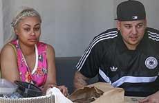 Blac Chyna y Rob Kardashian: ofertas para fotos de su baby