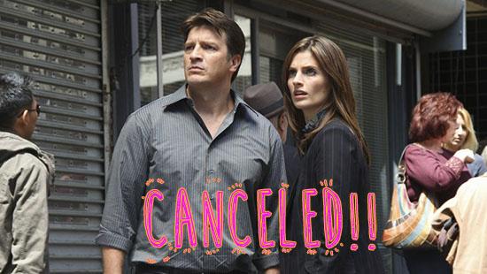 Castle cancelada luego de 8 temporadas