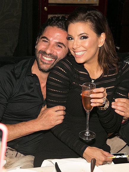 Eva Longoria y José Antonio Bastón se casan!