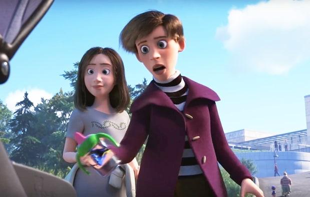"""Buscando a Dory"" muestra pareja lesbiana? Trailer"