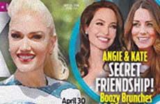 Gwen Stefani embarazada de una niña! [OK!]