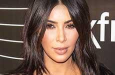 Kim Kardashian: Selfies desnuda hasta que muera