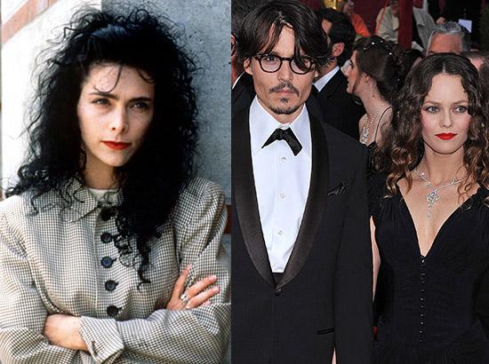Las ex parejas de Johnny Depp: él no golpea mujeres!