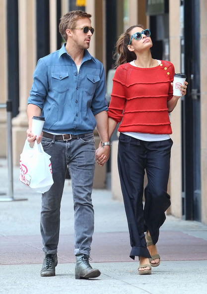 Eva Mendes & Ryan Gosling padres por segunda vez!
