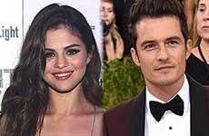 Selena Gomez y Orlando Bloom juntos en Las Vegas?