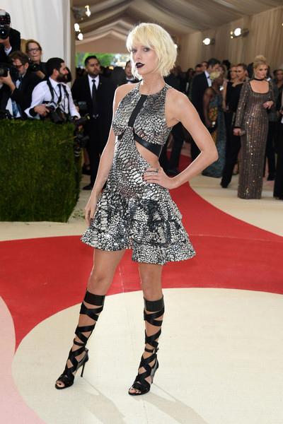 Taylor Swift en el Met Gala 2016