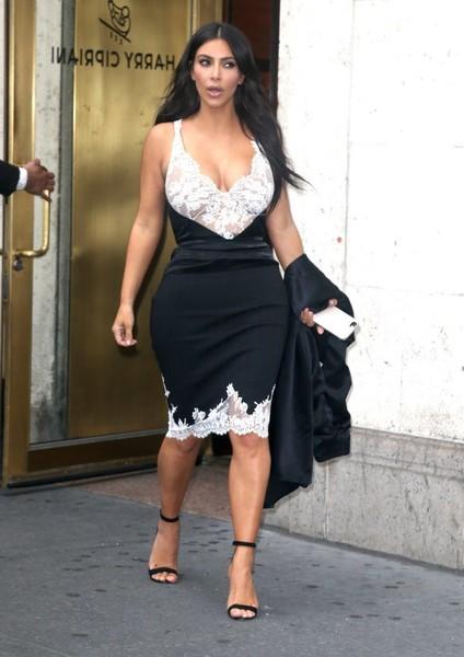 Kim Kardashian: selfies no son para llamar la atención Pesa 59 kilos!