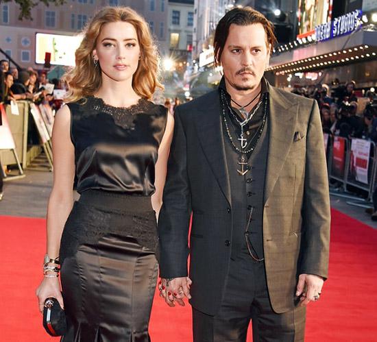 Amber Heard no acusará a Johnny Depp – Mensajes de texto!